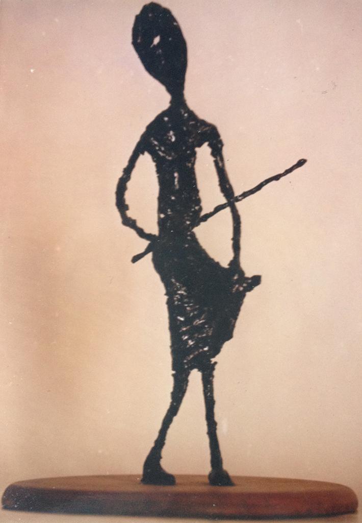 Estudo para Escultura de Dona Isa