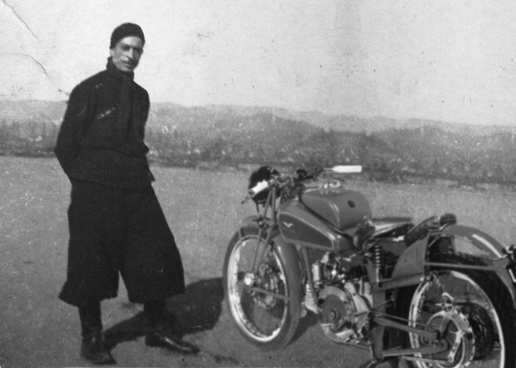 Tio Mario Trevi - Ano 1933