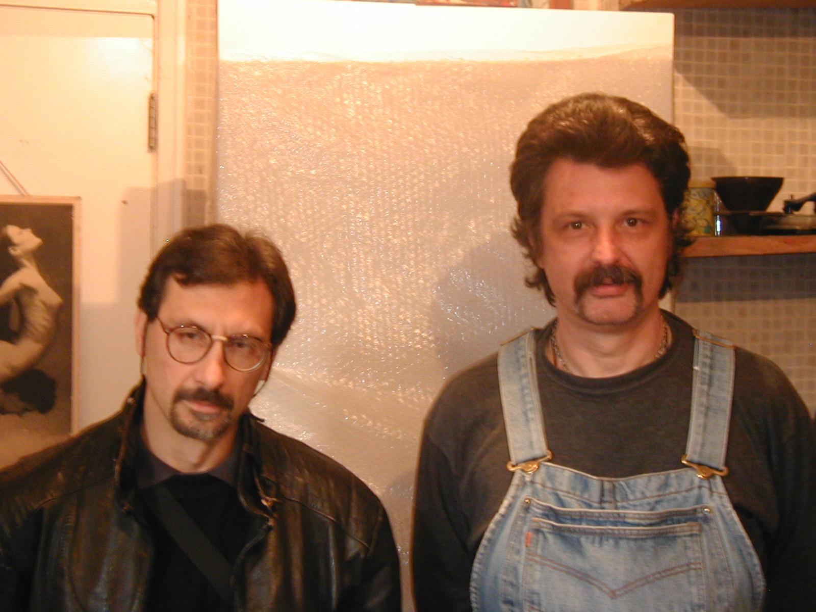 Paolo Valdanini e Mario