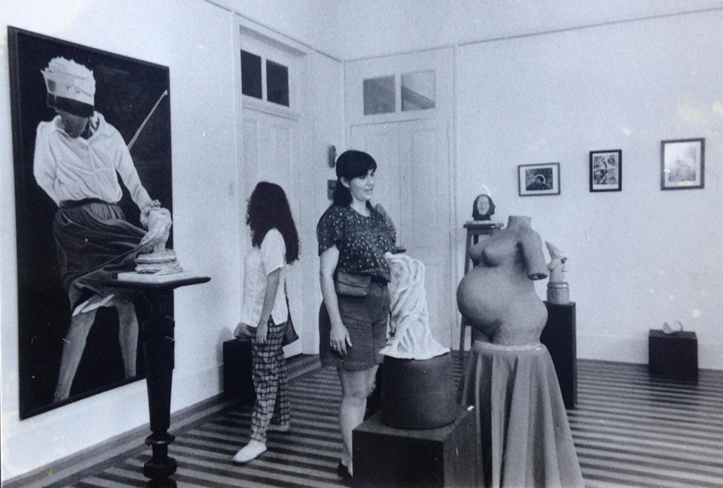 Expo 40 anos de vida - 20 de arte - 1992