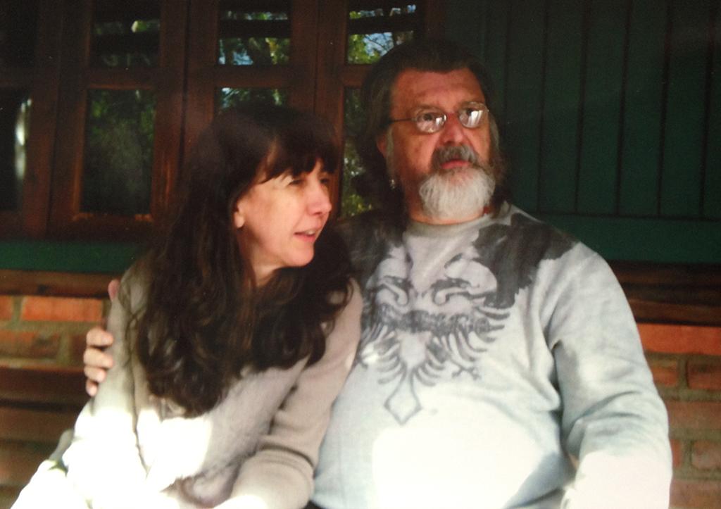 Cristina Ribeiro e Mario Valdanini