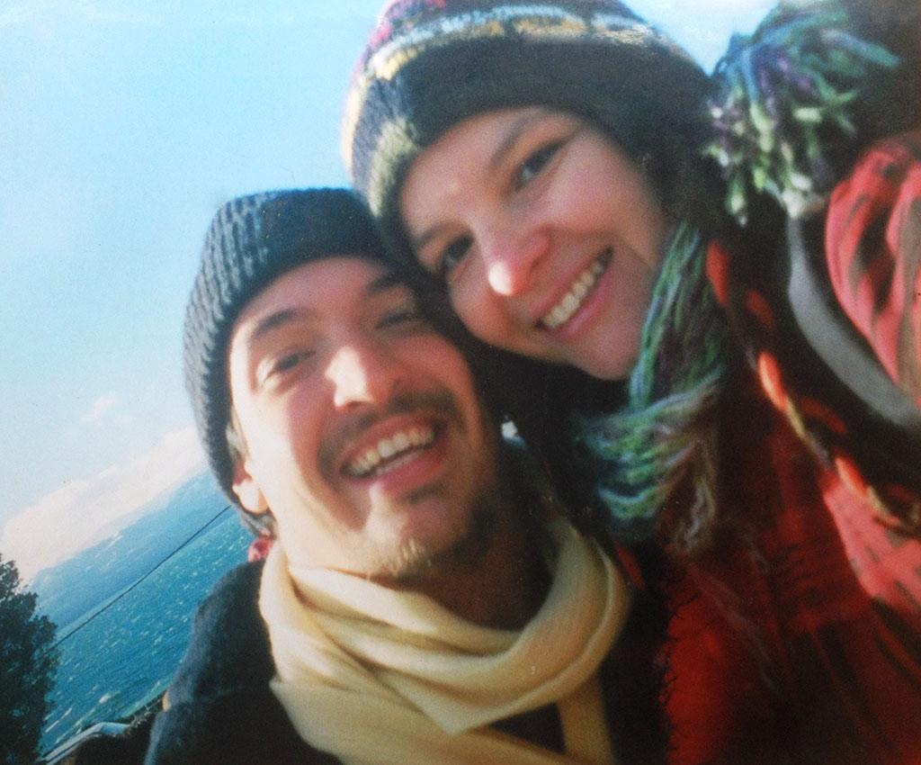 Leonardo Valdanini e Rita