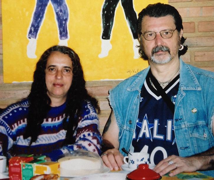 Lucilea Noel e Mario Valdanini