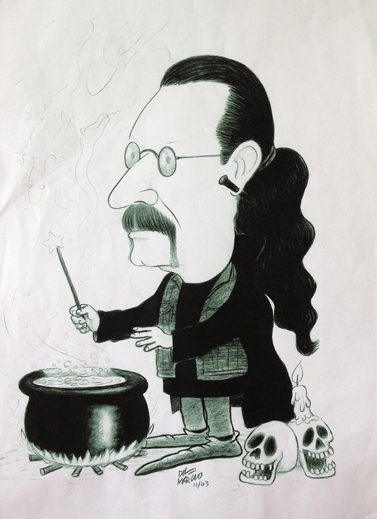 Mario por Dil Marcio