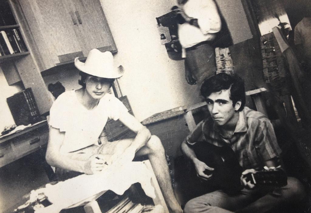 Heitor José Bono Domingues - Ano 1962