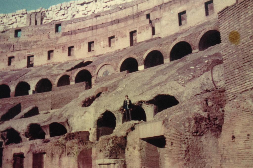 Coliseu, Roma - Ano 1969